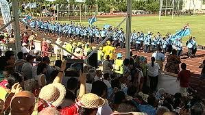 Jeux du Pacifique 2015 : la Papouasie-Nouvelle-Guinée confiante