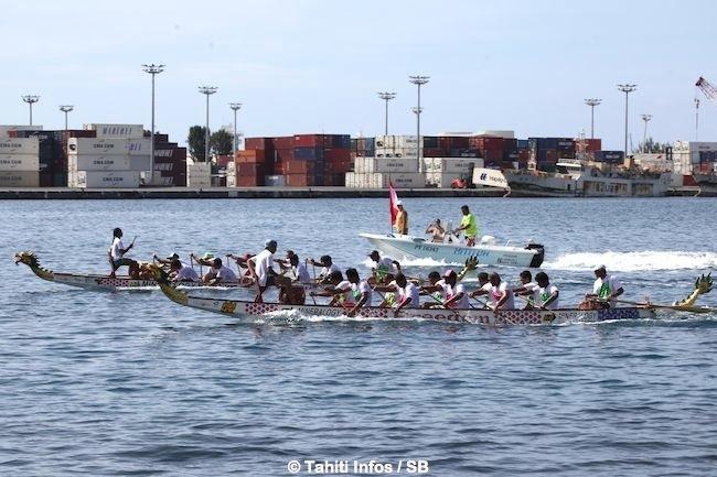 Dragon Boat – Coupe de Tahiti : Grande première, les rameurs ont testé pour vous.