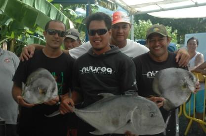 Pêche sous marine : Coupe Pierre LUTA