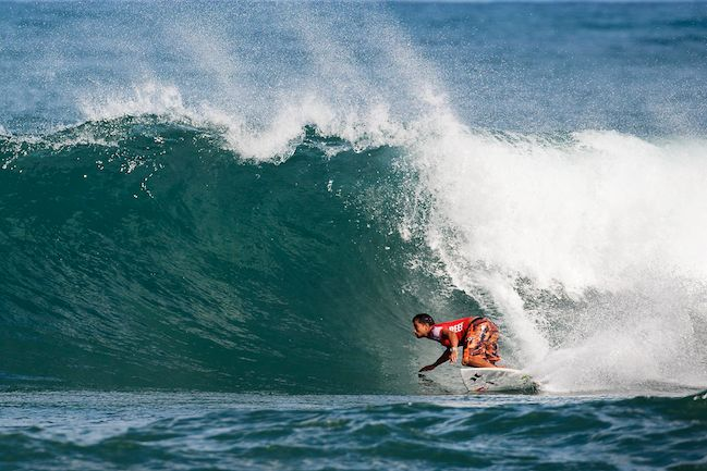 Surf – Michel Bourez : C'est parti pour la saison 2015 : Interview.