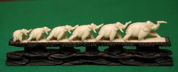 Pointée du doigt, la Chine interdit l'importation d'ivoire sculpté durant un an