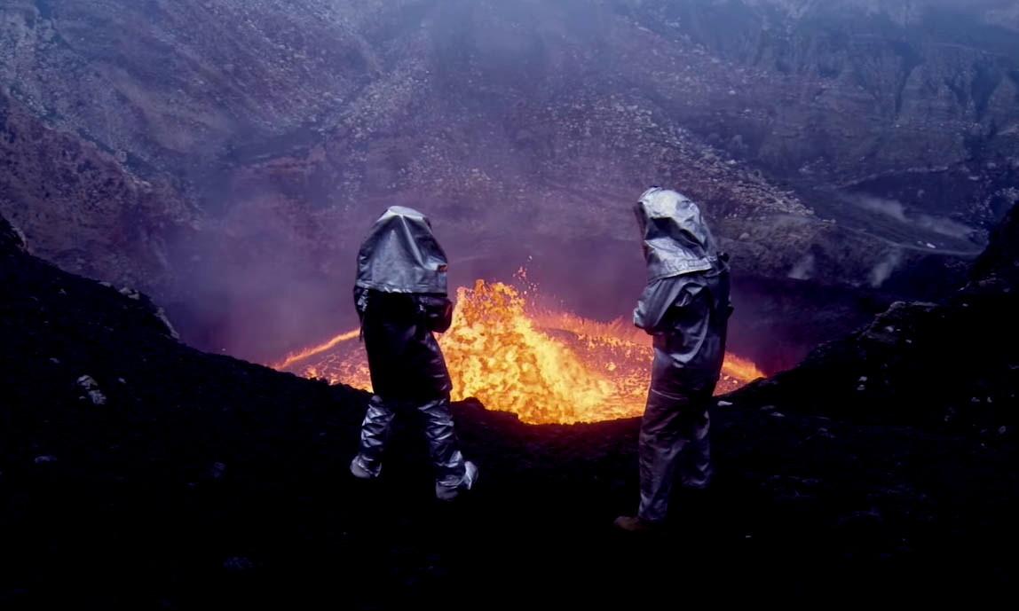 Le volcan Marum de Vanuatu scruté par des drones (Video)
