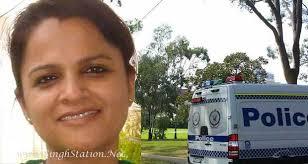 Sydney: Une mère de famille poignardée pendant qu'elle téléphone à son mari