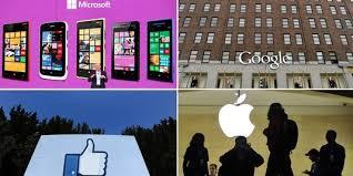 """Pour les géants du web, la France est """"sur le chemin de la recession numérique"""""""