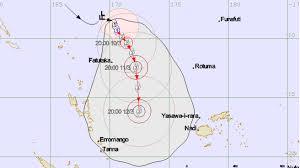 Préalerte cyclonique en Nouvelle-Calédonie
