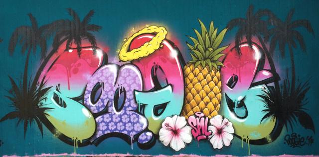 L'artiste Boogie, venu de Suisse, participera au festival Ono'u.