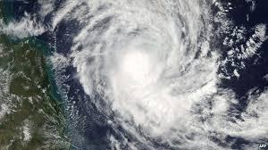 Le nord-est de l'Australie se prépare à affronter un cyclone