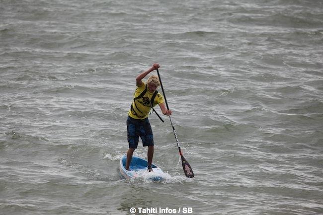 Le Néozélandais Daniel Kereopa, en larmes, devient l'Ultimate Waterman 2015.