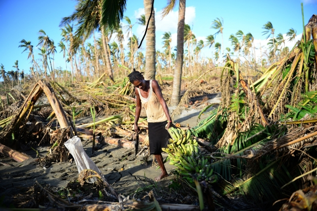 Cyclone tropical Pam : l'aide de la France au Vanuatu