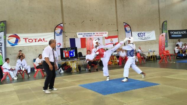 Taekwondo : 2ème édition coupe inter- club spéciale Maire de Papeete