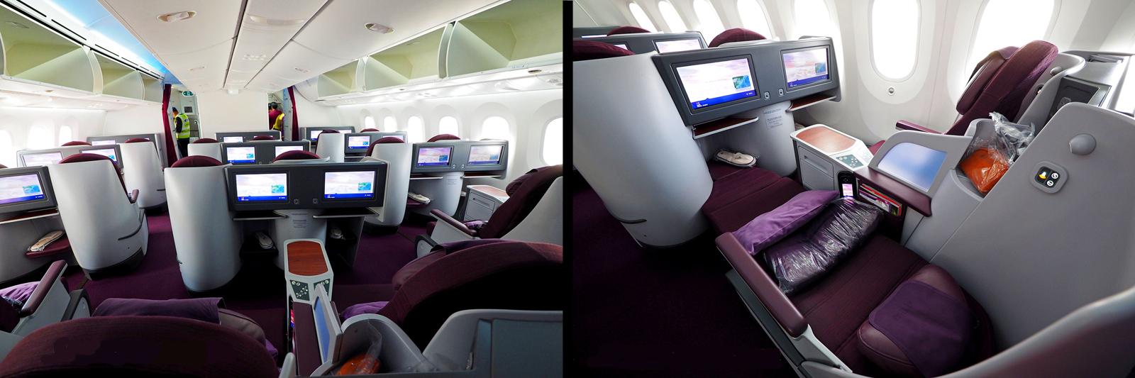 A quoi ressemblera la prochaine classe Affaires Poerava d'Air Tahiti Nui ? (épisode 3)