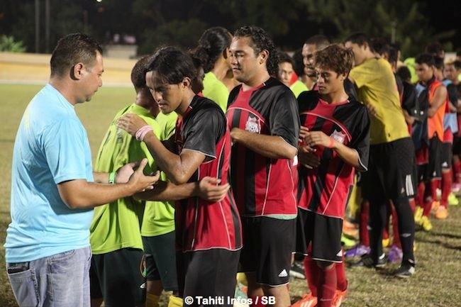 Ua Pou s'impose 1 à 0 contre Moorea en foot à 11.