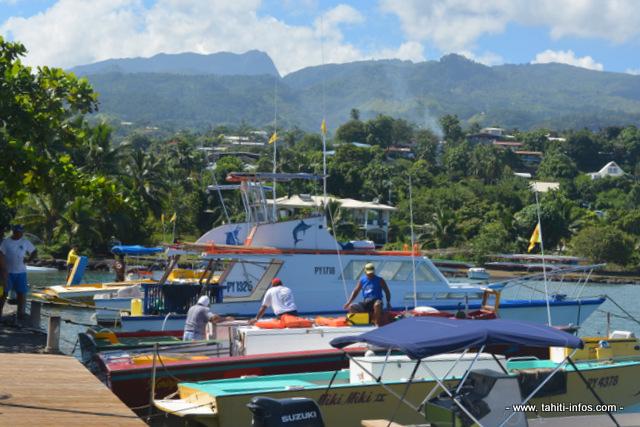 Une vingtaine de bateaux de pêche de Faa'a compose la flottille de la FEPSM prête à se porter au secours de personnes en difficulté au large. En 2015, les sauveteurs en mer de Faa'a ont déjà fait trois sorties. La principale cause des appels de détresse est provoquée par une panne, une avarie.