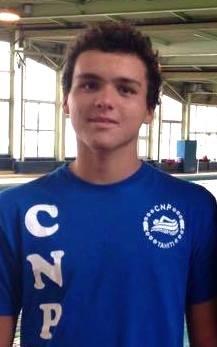 Natation : Nicolas Vermorel en Equipe de France jeune
