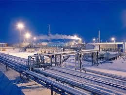 Dans l'Arctique russe, un projet gazier géant émerge contre éléments et sanctions