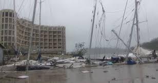 Recemment, le secteur du tourisme a été très impacté par le passage d'un cyclone dévastateur au Vanuatu