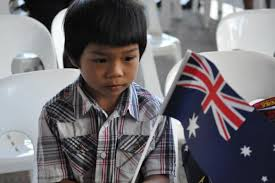 Pétition en Australie contre l'expulsion d'un enfant philippin autiste