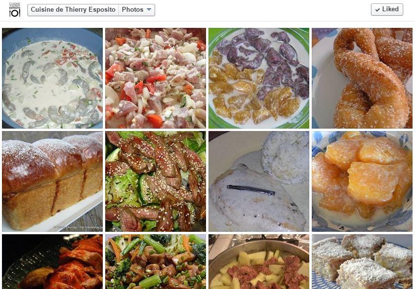 la cuisine tahitienne grâce à facebook