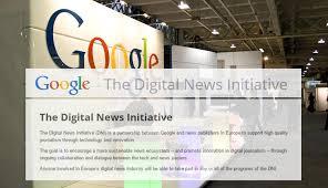 Google s'allie avec huit médias européens pour soutenir le journalisme en ligne