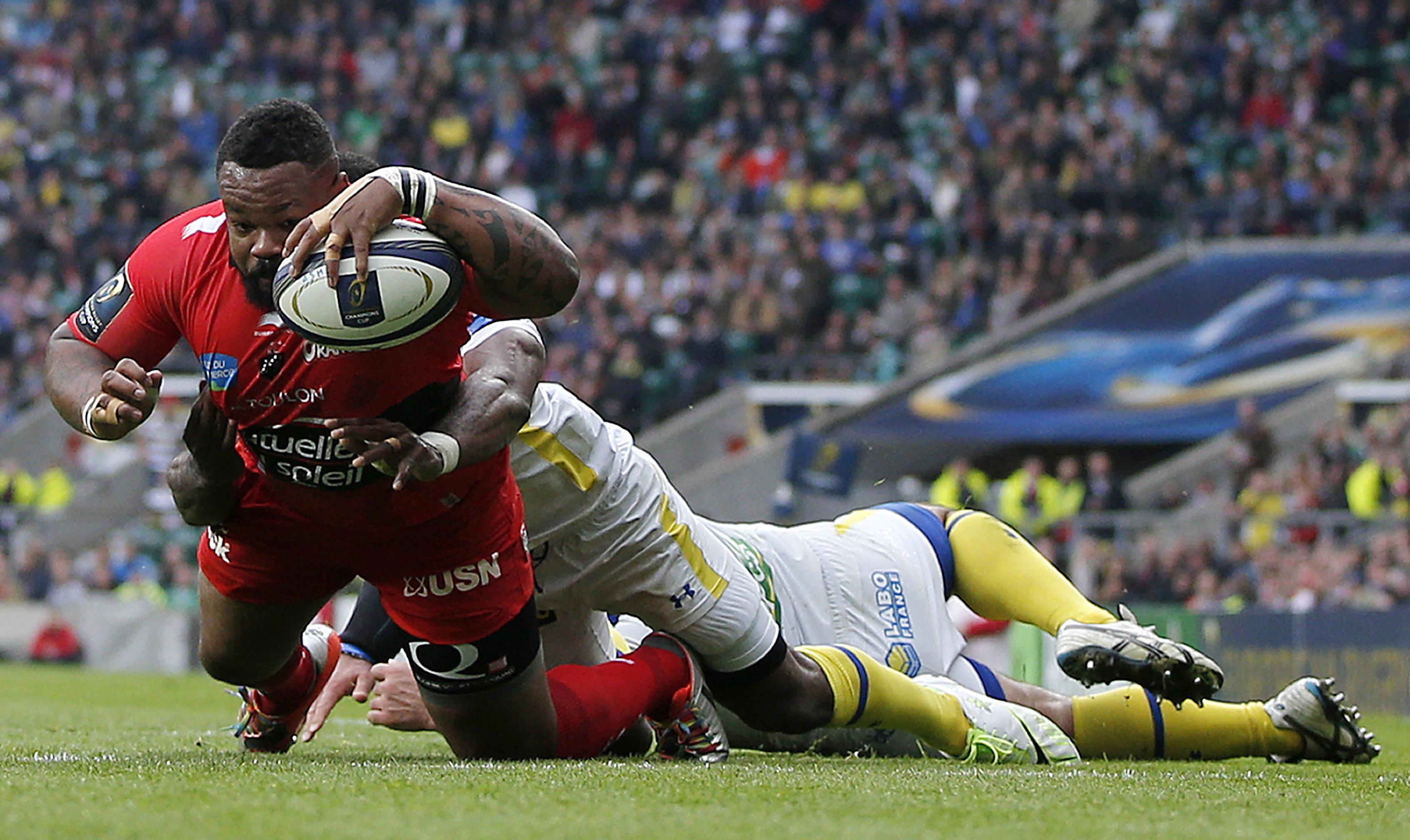 Rugby: Et de trois pour Toulon!