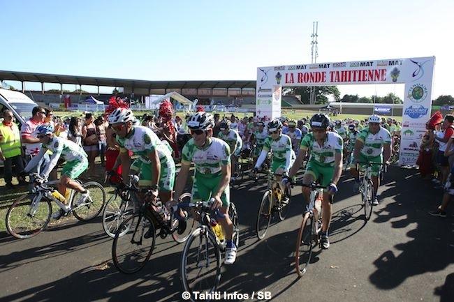 Vélo sur route – La Ronde Tahitienne : La 4ème édition d'une course ambitieuse prévue le 31 mai.