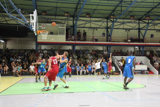 Basket Ball « Tahiti Nui Basket Tournament » : Une bonne préparation pour nos sélections