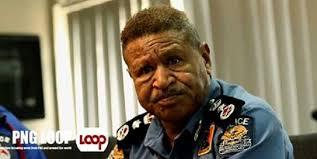 Le chef de la police papoue débarqué