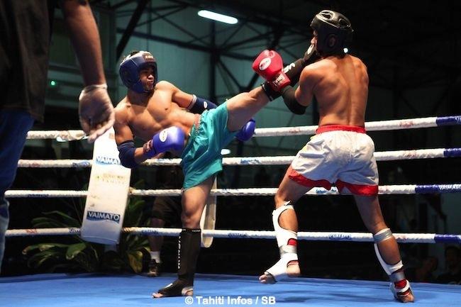 Eddy Bellai a été au top dans son combat contre Benoit Rajat, pourtant plus expérimenté