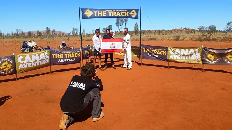 Track Outback Race: deux athlètes polynésiens dans le TOP 5
