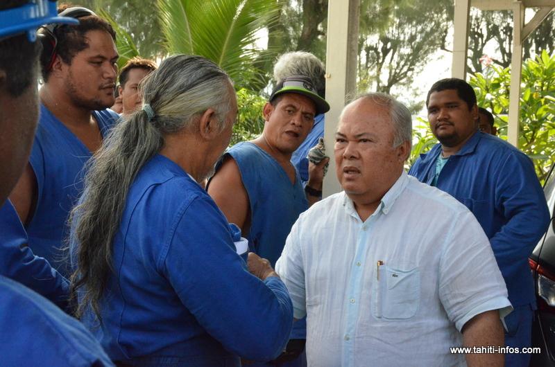 Riveta dégrippe les rouages de l'Huilerie de Tahiti