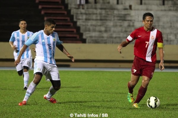 Raimana Li Fung Kuee, l'homme du match, incontestablement.