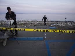 USA: Santa Barbara nettoie ses plages et évalue les dégâts de la marée noire