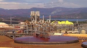 Nickel: Vale entrevoit le bout du tunnel en 2015 pour son usine calédonienne
