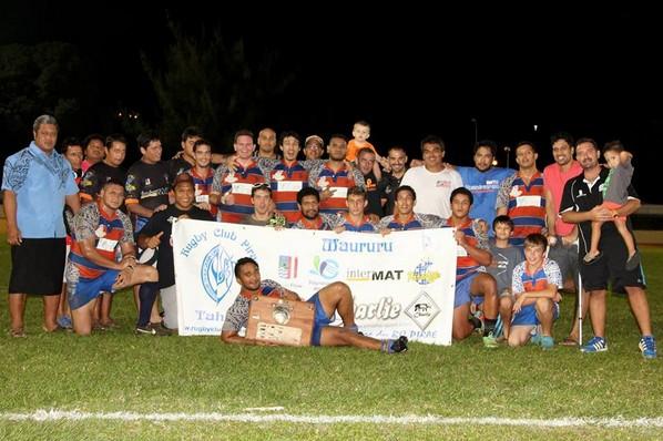 Rugby « Tahiti Sevens » : Le RC Pirae réussi la passe de dix