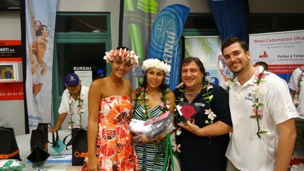 Squash « tournoi international de Phénix »: Heimana Chung (F) et Nicolas Massenet (H) vainqueurs