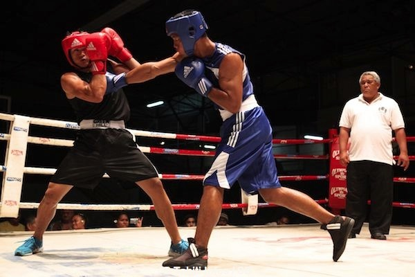 Tauhiti Nena – Président du COPF : le point sur nos boxeurs, sur les Jeux.