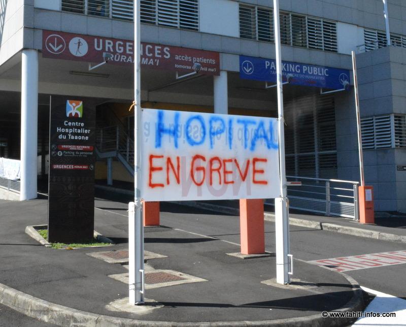 La grève au CHPF se poursuit malgré un accord trouvé hier soir