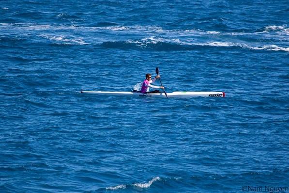 Kayak « Te Aito Taratoni » : Hiromana Flores vainqueur en Kayak