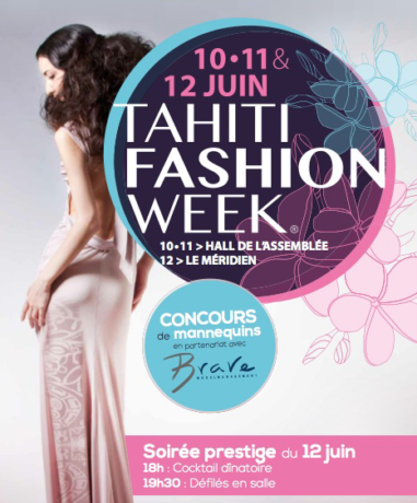 Tahiti Fashion Week : trois jours dédiés à la mode