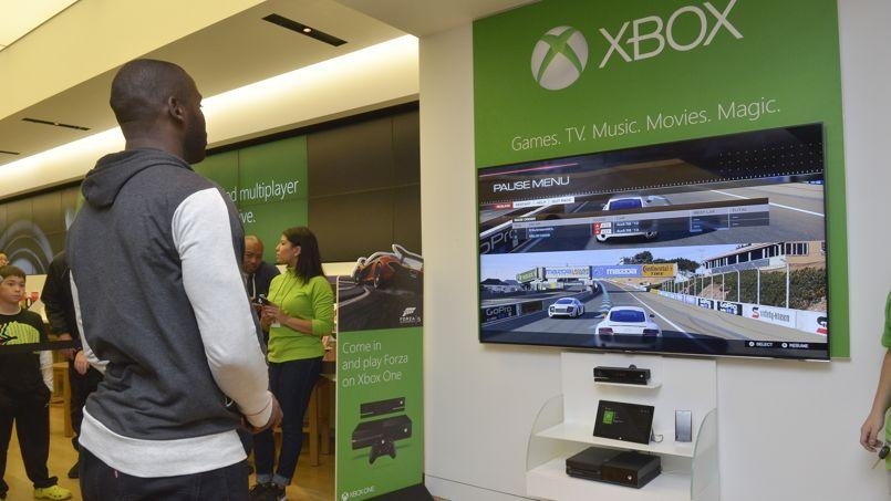 Microsoft semble vouloir couper l'herbe sous le pied de son grand rival dans les jeux vidéo, le japonais Sony.