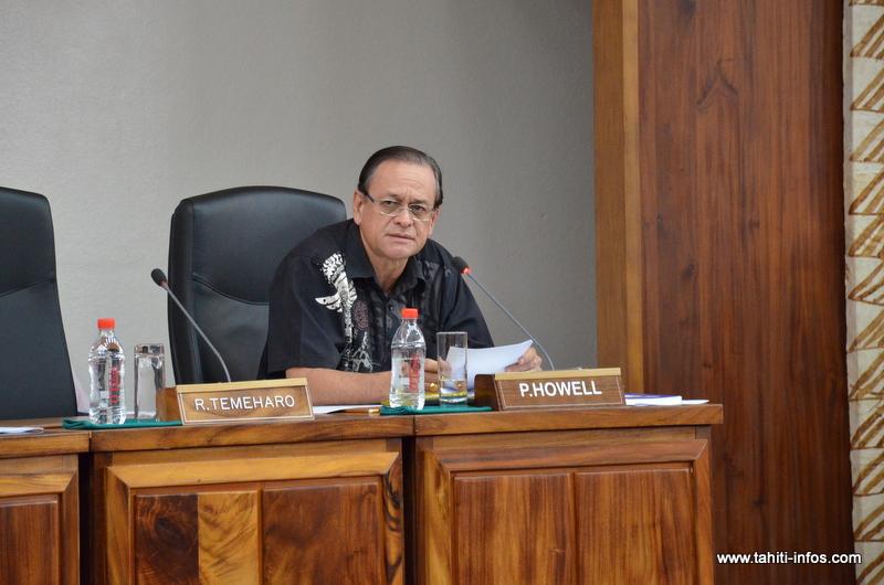 Les urgences de Taravao « fonctionnent » selon Patrick Howell