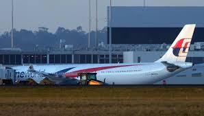 Atterrissage d'urgence d'un Airbus de Malaysia Airlines en Australie