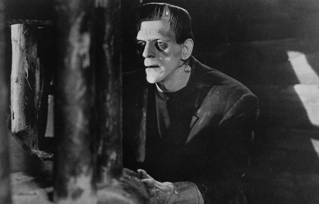Boris Karloff dans Frankenstein de 1931. - Anonymous/AP/SIPA