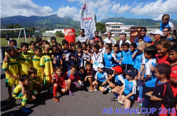 Seconde édition de l'As Aorai Cup