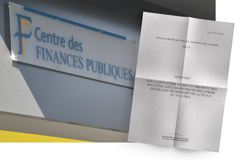 Un rapport interne remis fin avril à l'administrateur général des finances publiques met en cause des dysfonctionnements profonds dans le mode de recouvrement des recettes communales.