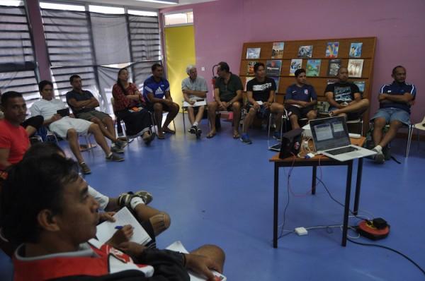 Foot « CFF4″: La FTF forme ses cadres