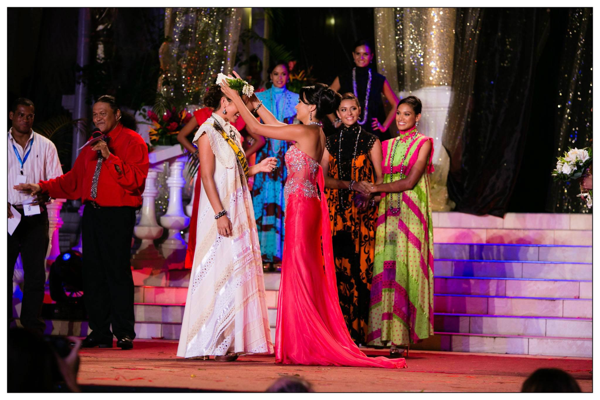L'élection Miss Tahiti en direct sur Polynésie 1ère ce soir