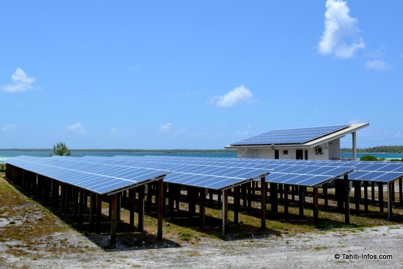 Une feuille de route sur l'énergie dans les PTOM