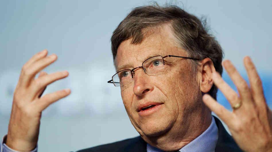 Bill Gates espère un vaccin anti-sida d'ici à dix ans