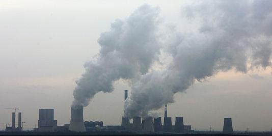 Une centrale à charbon en Allemagne